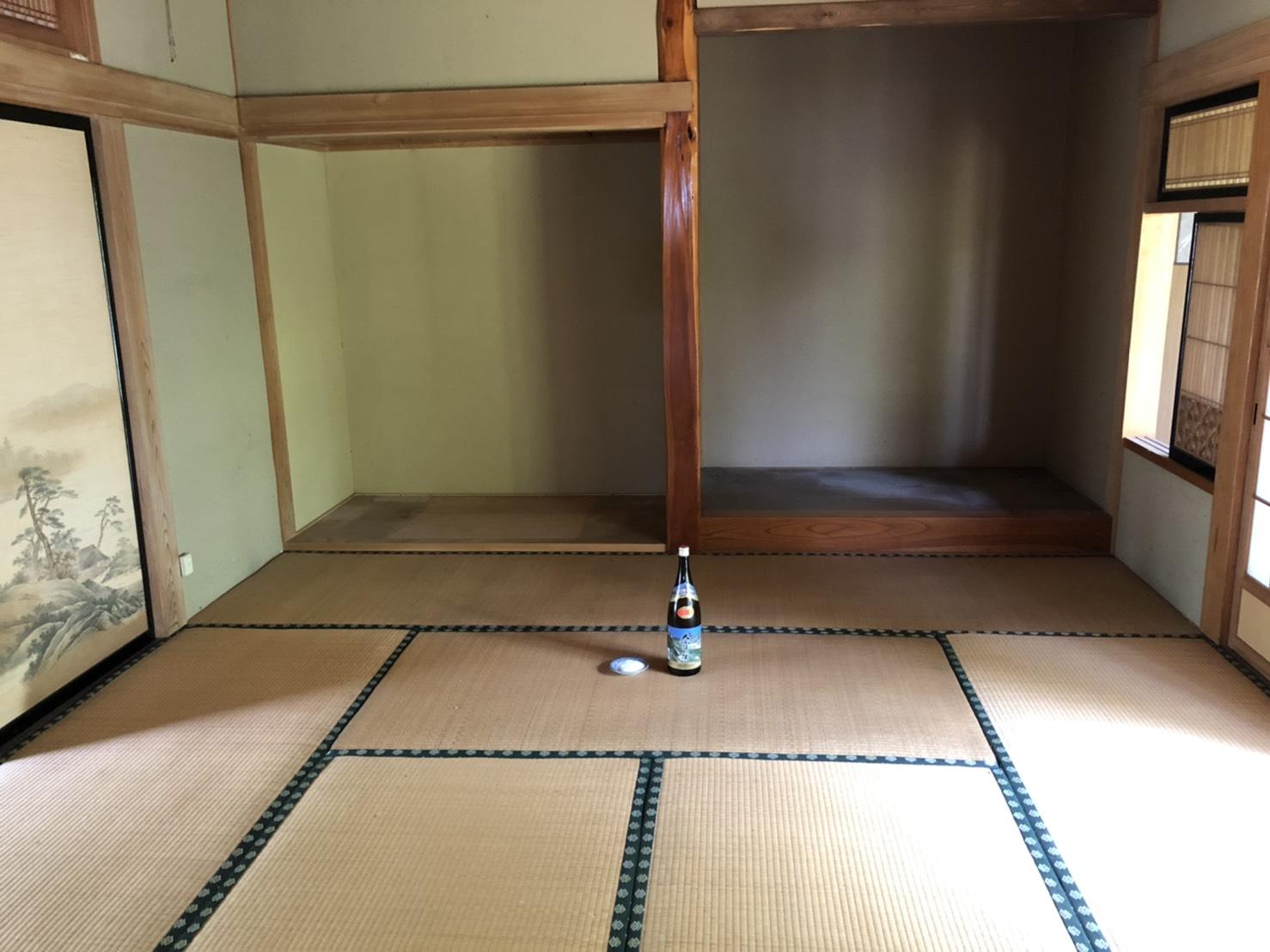 長野市松代 新しく古民家リノベ始まりました!